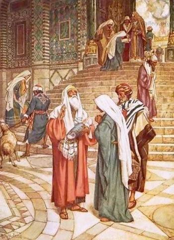 Vrouwen uit de Bijbel: Anna de Profetes