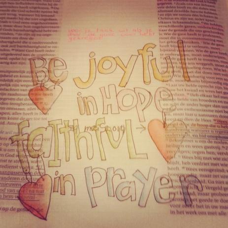 Romeinen 12:12