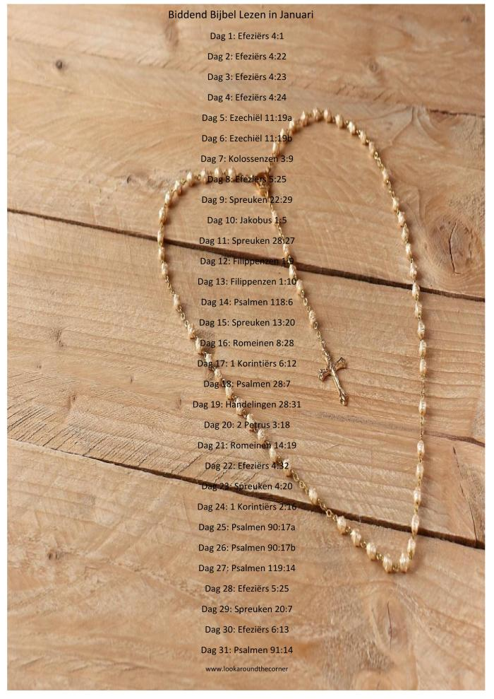biddend-bijbel-lezen-in-januari