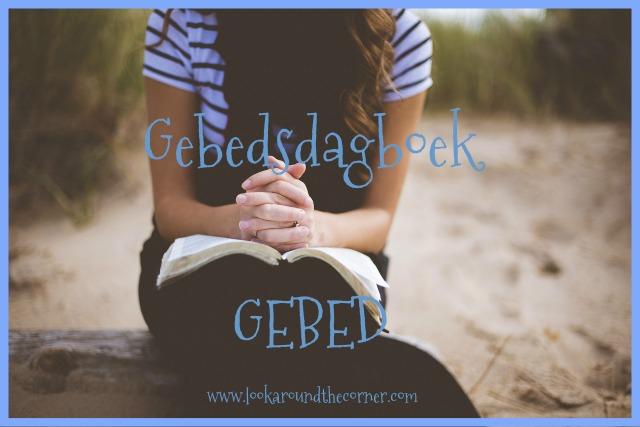 gebedsdagboek-gebed