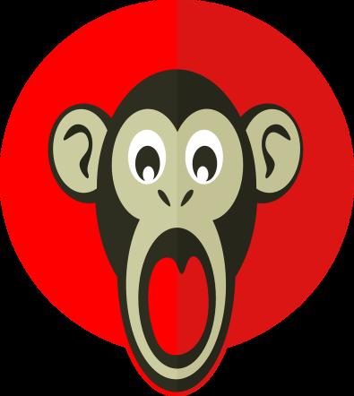 shocking-monkey-1091220_1280