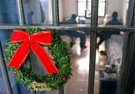 kerstgevangenis