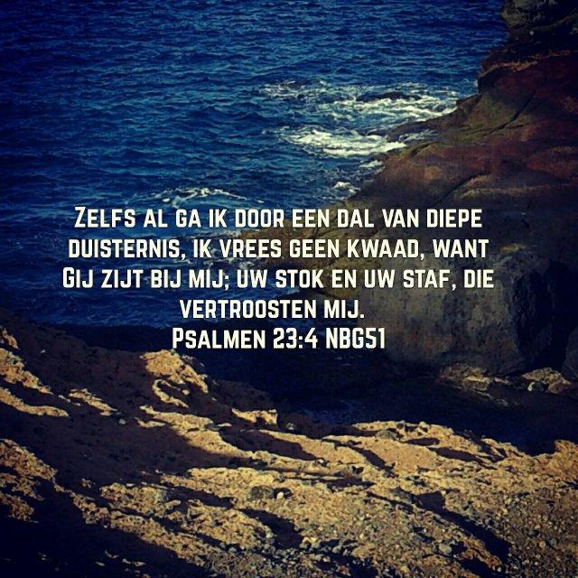 Psalmen 23:4